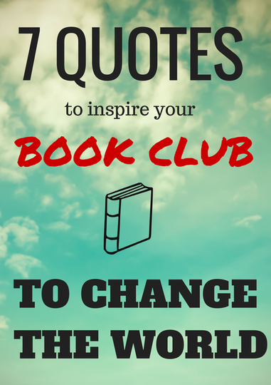 book club quotes